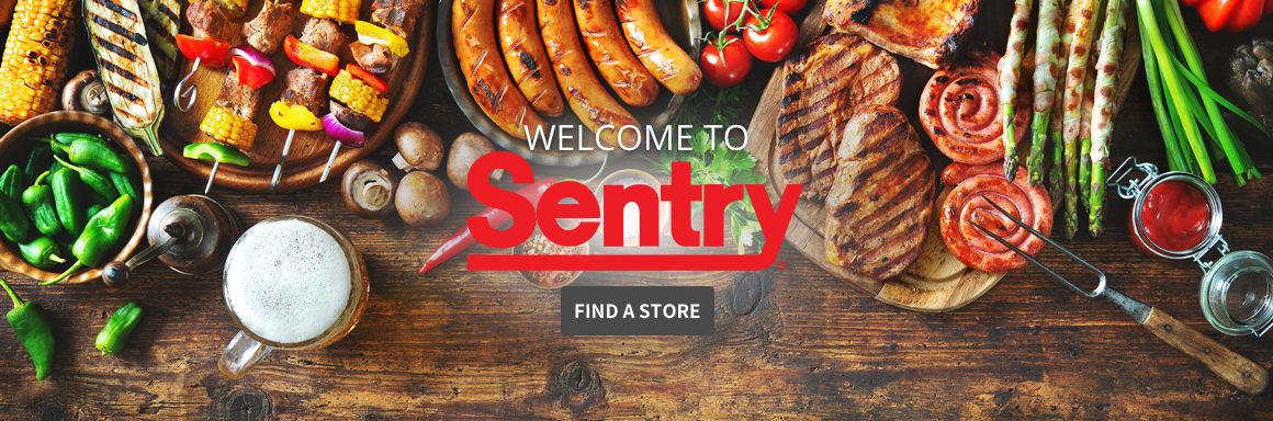 Sentry Find A Store
