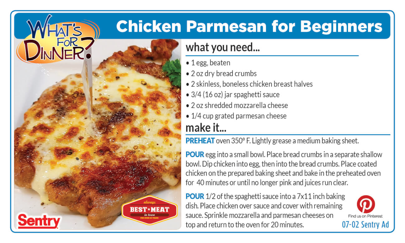 Chicken Parmesan for Beginners