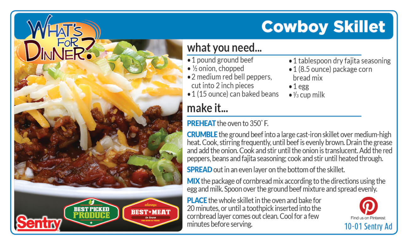 Cowboy Skillet